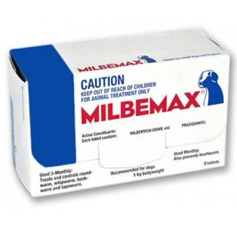 Milbemax Dog over 5kg (11lb)