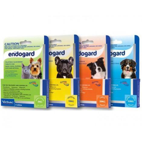 Endogard Allwormer for Dogs