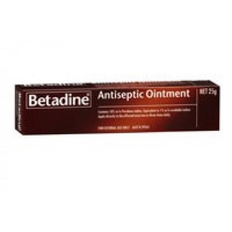 Betadine Antiseptic Ointment 25gms