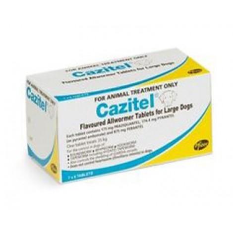 Cazitel Allwormer 35kg (77lb)