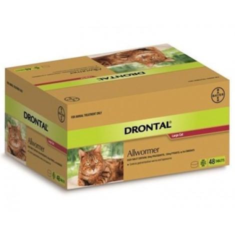 Drontal Cat Ellipsoid 6kg (13.2lb)